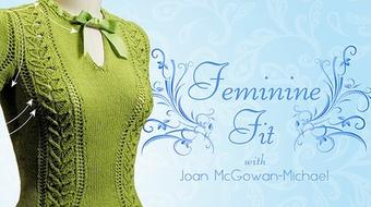Feminine Fit: Bust Shaping Techniques course image