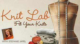 Knit Lab: Fit Your Knits course image