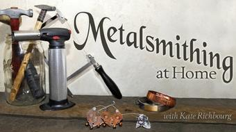 Metalsmithing at Home course image