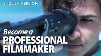 Become a Professional FilmMaker in 25 lessons course image