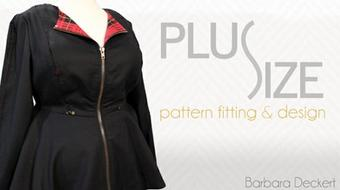 Plus-Size Pattern Fitting & Design course image