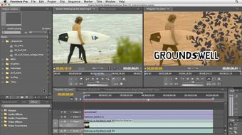 Premiere Pro CS4 Essential Training course image
