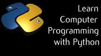 Learn Programming with Python course image