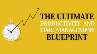 The Ultimate Productivity and Time Management Blueprint course image