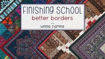 Finishing School: Better Borders course image