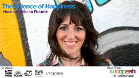 The Science of Happiness: Hacks & Skills to Flourish course image