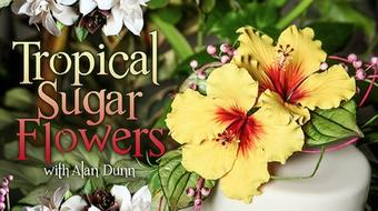 Tropical Sugar Flowers course image