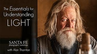 The Essentials for Understanding Light course image
