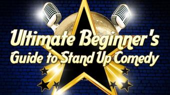 Ultimate Beginner's Class to Learn Stand Up Comedy course image