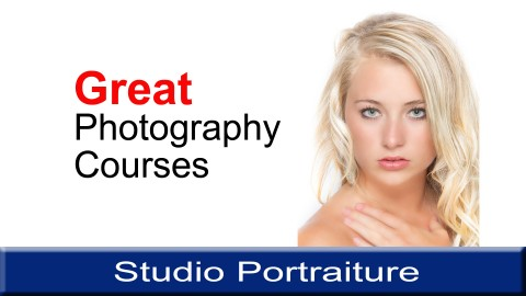 Beginners Guide to Studio Portrait Photography course image
