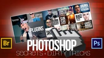 Photoshop Secrets & Dirty Tricks - Use These Shortcuts Today course image