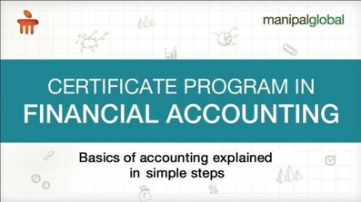 Certificate Program in Financial Accounting course image