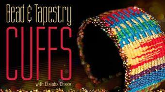 Bead & Tapestry Cuffs course image