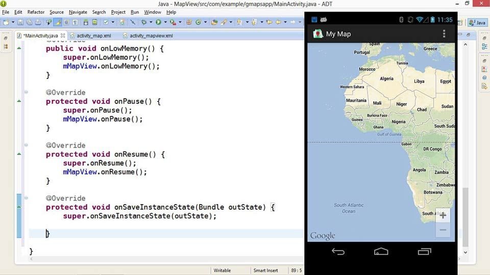 Lynda - Building Mobile Apps with Google Maps Android API v2 ... on google maps books, google maps travel, google maps app for iphone, google maps technology, google maps keyboard, google play android app, google maps indoor map, google earth app, google maps home, google tv android app, google maps amazon, google analytics app, google maps tablet, google maps web, app store app, google plus android app, google hangouts android app, google groups android app, google docs android app, google maps apple,