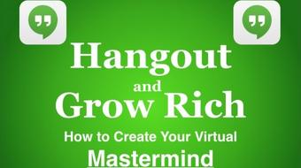 Hangout and Grow Rich course image