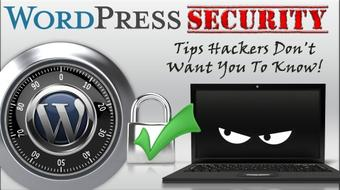 WordPress Security Tricks Hackers Don't Want You To Know course image