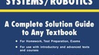 Automatic Control Systems / Robotics Problem Solver course image