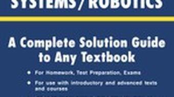 Automatic Control Systems / Robotics Problem Solver course image