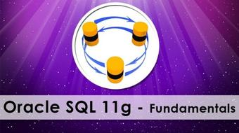 Oracle SQL 11g - Fundamentals course image