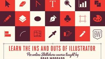 Learn the Ins and Outs of Illustrator course image