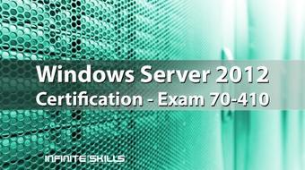 Microsoft Windows Server 2012 Certification - Exam 70-410  course image