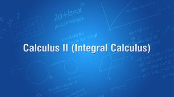 Calculus II (Integral Calculus) course image