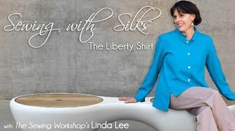 Sewing With Silks: The Liberty Shirt course image
