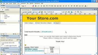 Building an Online Shopping Cart (2006) course image