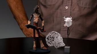 3D Printing on Shapeways Using Maya course image