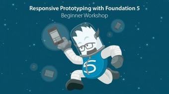 Foundation 5 - Learn Responsive Design & Rapid Prototyping course image