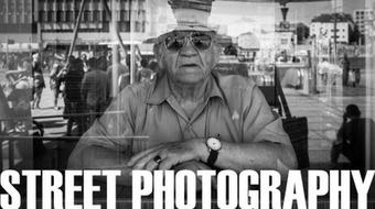 Street Photography: How I approach people on the streets... course image