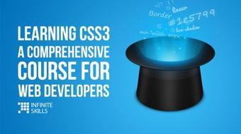 Learning CSS3 - A Comprehensive Tutorial For Web Developers course image