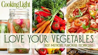 Love Your Vegetables: Best Methods, Flavorful Techniques course image