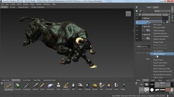 Mudbox 2013 Essential Training course image