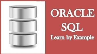 Oracle SQL for beginners course image