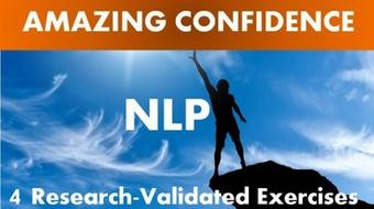 NLP - Radiate Confidence, Self Esteem Coaching Course: NLP course image