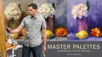 Master Palettes: Exploring Color Mixing course image
