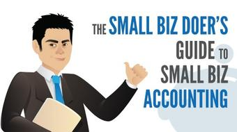 Small Biz Doers' Guide to Small Biz Accounting + Bookkeeping course image