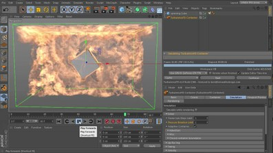 TurbulenceFD for CINEMA 4D Essential Training course image