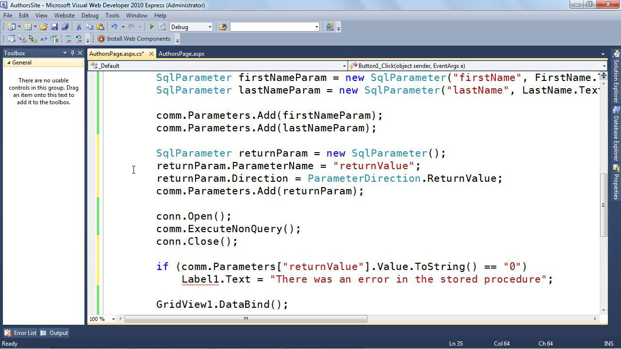 SQL Server: Triggers, Stored Procedures, and Functions course image