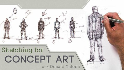 Craftsy Sketching For Concept Art Student Reviews