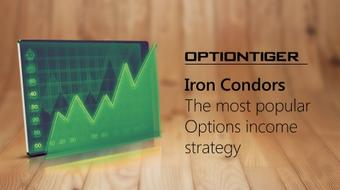 Master Iron Condors - Double the credit for half the risk course image
