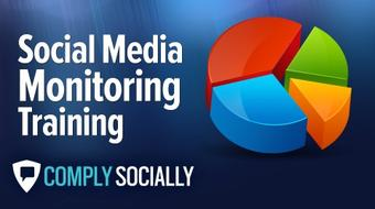 Social Media Monitoring course image