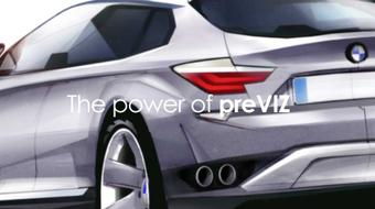 The Power of PreViz at BMW Group DesignworksUSA course image
