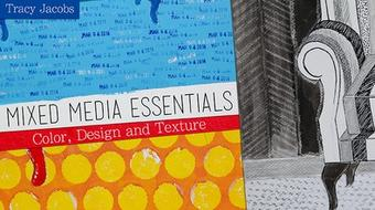 Mixed Media Essentials: Color, Design & Texture course image