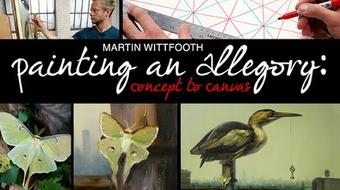 Painting an Allegory: Concept to Canvas course image