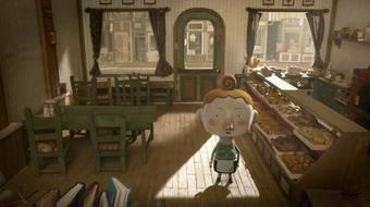 The Creative Spark: Between Two Worlds, The Hybrid Animation of Tiny Inventions course image