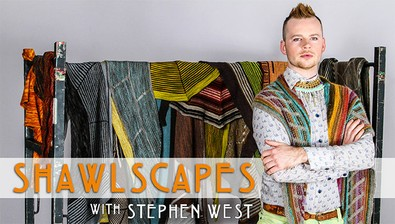 Shawlscapes with Stephen West course image
