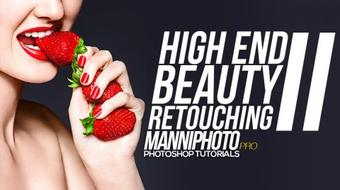 Photoshop High End Beauty Retouching - Retouch Like a Pro course image
