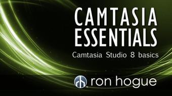 Camtasia Essentials course image